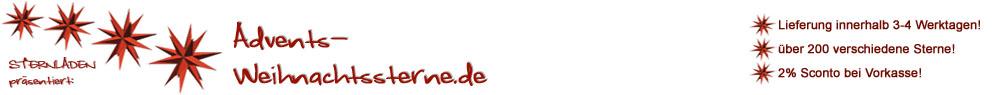 advents-weihnachtssterne.de-Logo